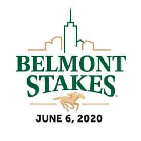 Belmont Stakes 2020 logo