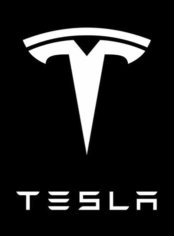 """Tesla """"T"""" Logo"""