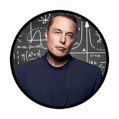 Elon Musk Physics logo