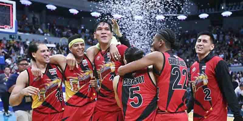 Philippine Cup Winner 2019