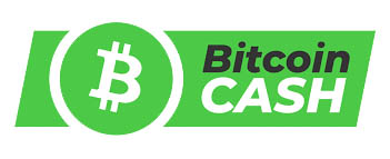 Bitcoin Cash green logo
