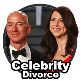 Celebrity Divorce Icon