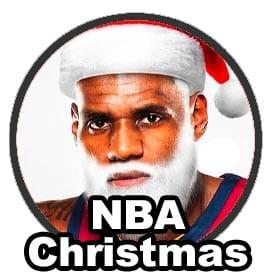 NBA Christmas Icon