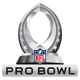 NFL Pro Bowl Icon