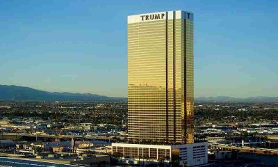 Trump Tower in Las Vegas