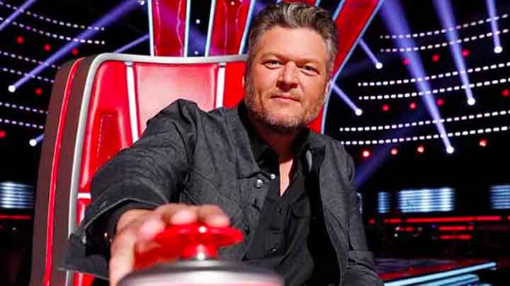 Blake Shelton - the Voice
