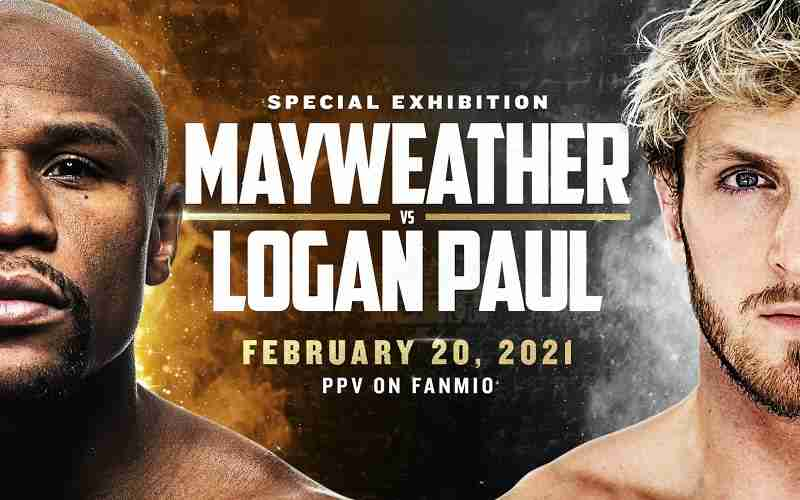 Mayweather vs. Paul Promo