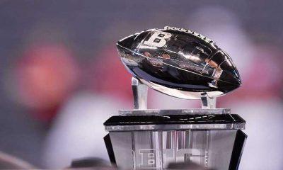 NCAAF Championship Trophy