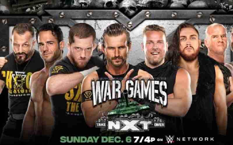 NXT War Games Promo