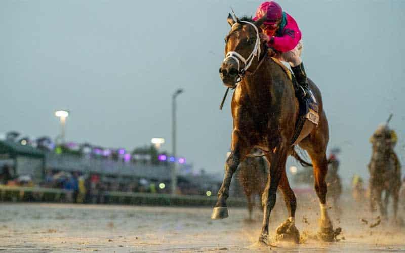 Pegasus World Cup Horse Race
