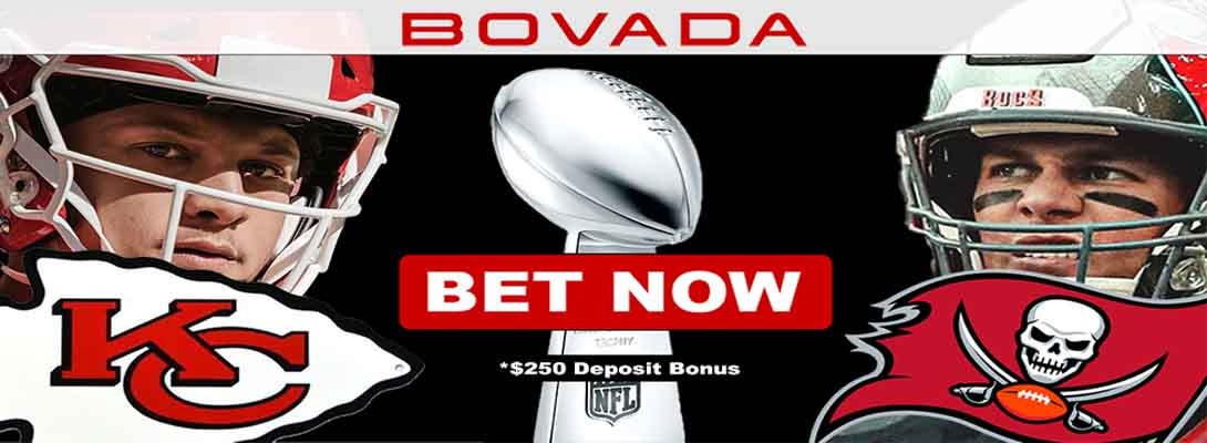 Super Bowl LV Bet Now Homepage
