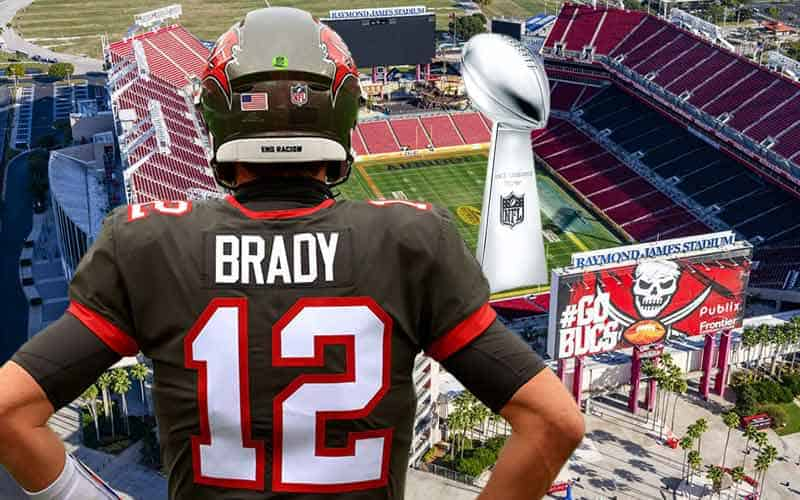 Tom Brady sets his sights on another Super Bowl title in Tampa Bay