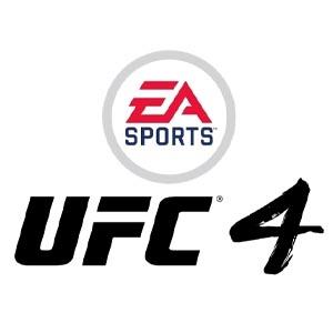 UFC 4 Logo