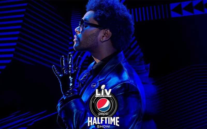 Weeknd Halftime Show