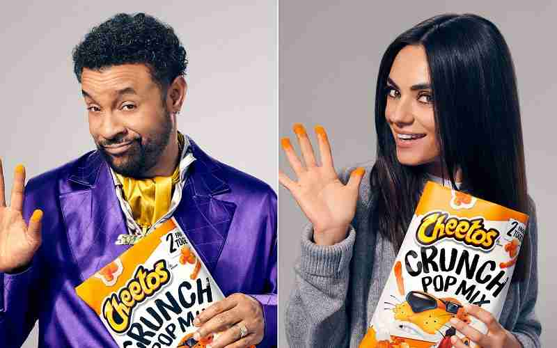 Super Bowl Commercial Prop Bet Underdogs Shaggy And Mila Kunis
