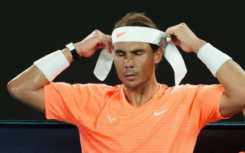 Nadal upset at Australian Open by underdog