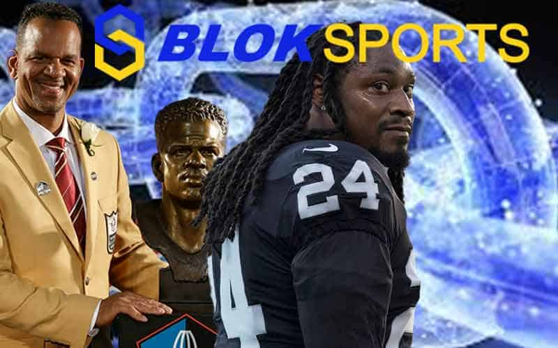 Block Chain Sportsbook is joined by NFL legends Marshawn Lynch and Andre Reed
