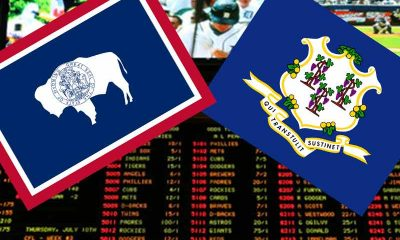 CT and WY sports betting legislation moving swiftly