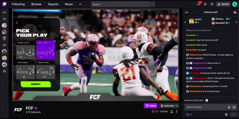 Fan Controlled football preview