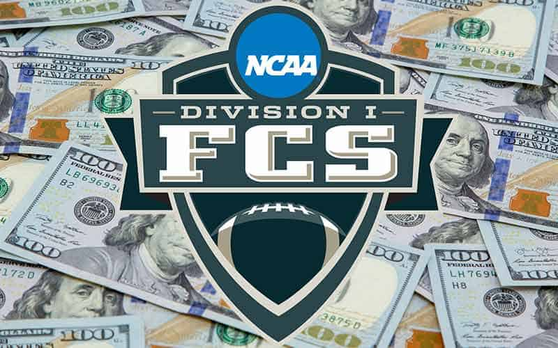 Spring 2021 NCAA FCS College Football Betting Odds and their potential to earns stacks of cash
