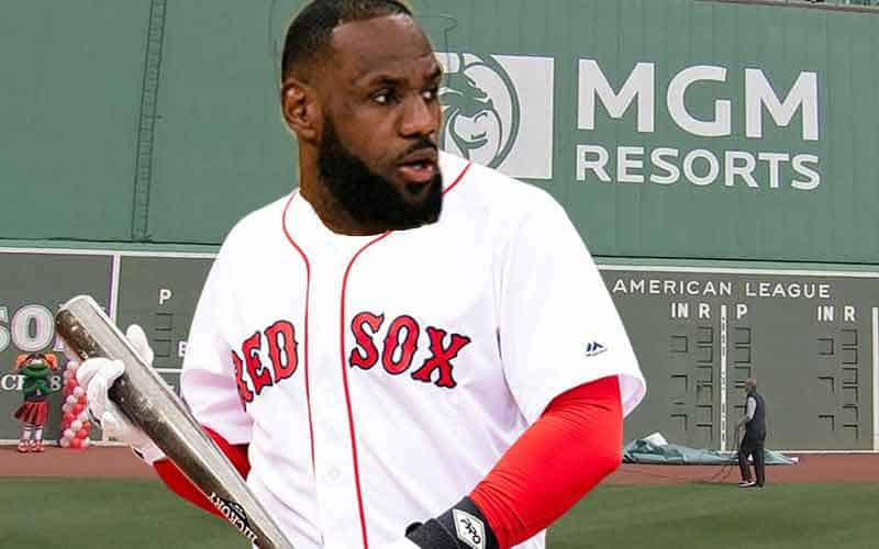 LeBron James bets on the Red Sox by becoming an owner