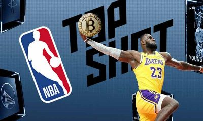 LeBron James betting odds for NFT video of dunk NBA Top Shot