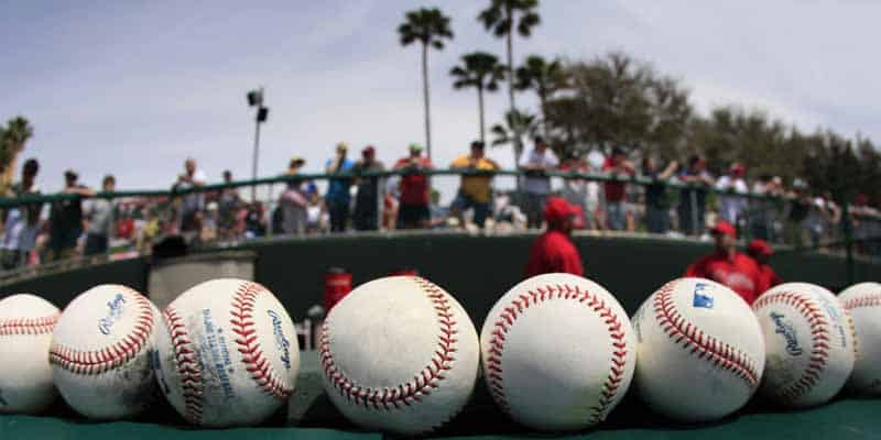 MLB Spring Training