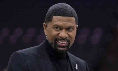 jalen rose smiling