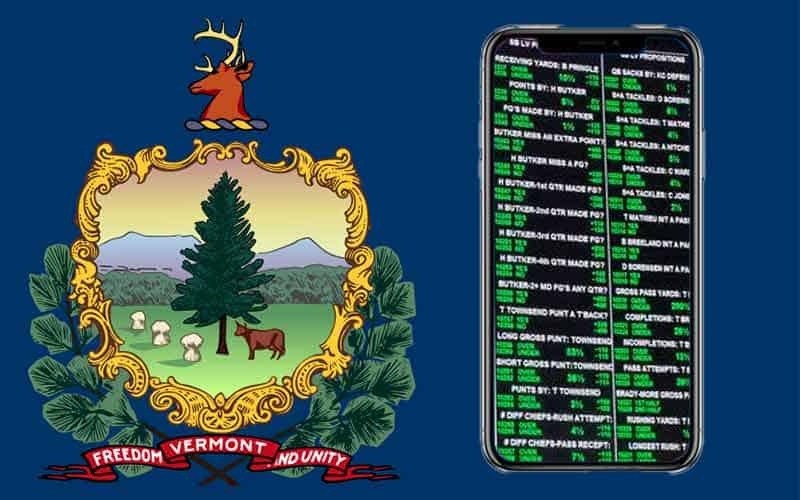 Legal Mobile Sports Betting In Vermont