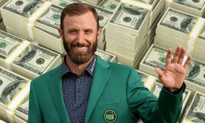 Dustin Johnson is favored to win the 2021 Masters and win a lot of money