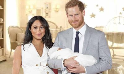 Meghan and Harry Baby Name Odds For Second Child