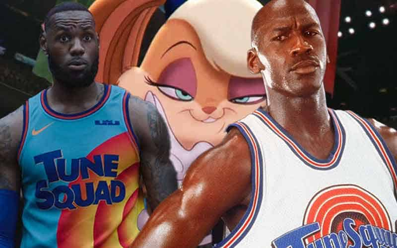 Space Jam 2 Prop Bets suggest LeBronJames will outscore Michael Jordan