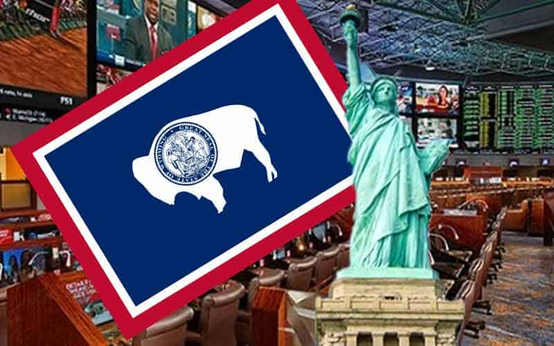 NY and WY sports betting is now legal