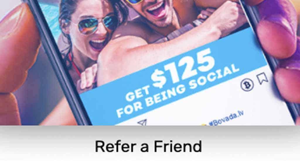 Bovada refer a friend bonus