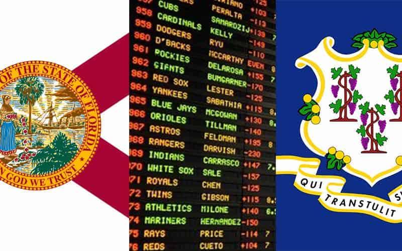 FL sports betting CT sports betting