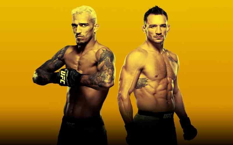 UFC 262 main event