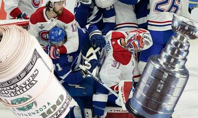 NHL Finals Odds For 2021 Tampa Bay Lightning Canadiens