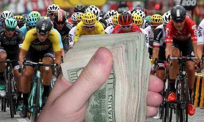 betting odds for the 2021 Tour de France Pogacar