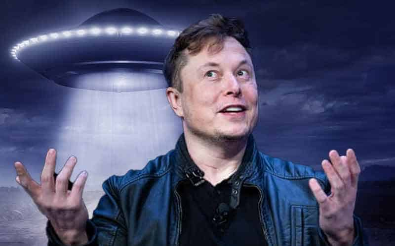 Bet on Elon Musk UFO abduction aliens