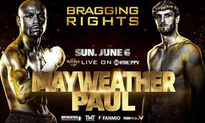Logan Paul vs. Mayweather Odds