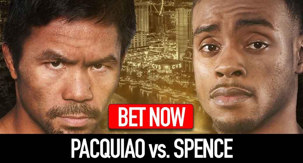 Manny Pacquiao vs Errol Spence