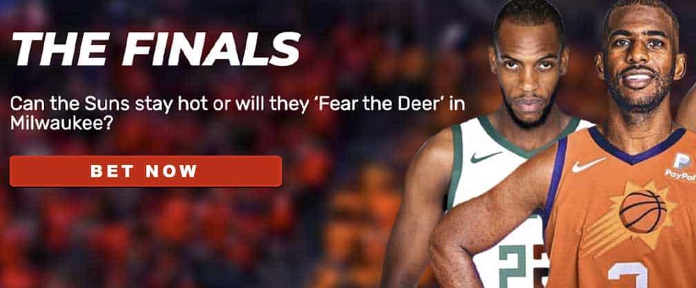 Bovada NBA Finals