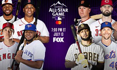 MLB Betting Odds For 2021 All Star Game
