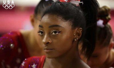 Simone Biles Team USA