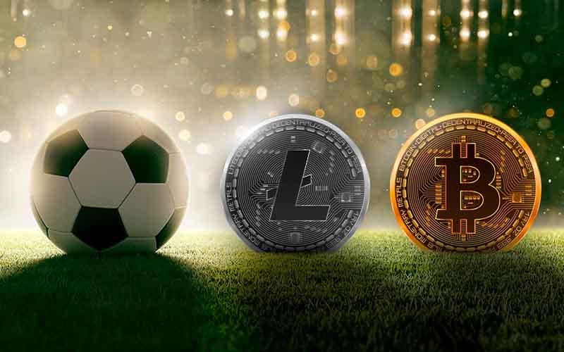 Bitcoin soccer betting
