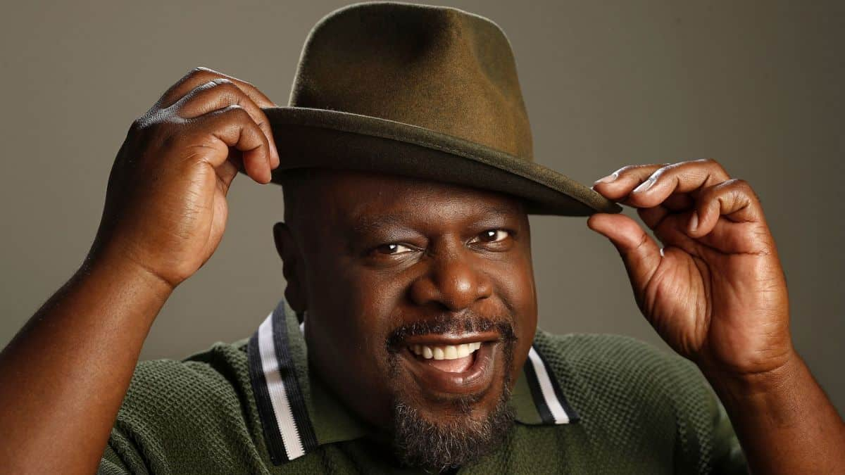 Cedric th Entertainer Emmy odds 2021