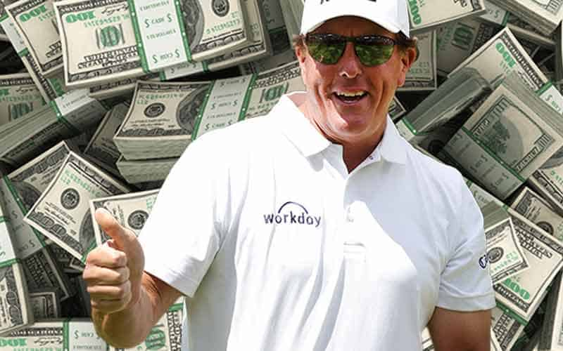 2021 British Open Betting Odds For Phil Mickelson