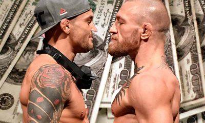 McGregor Poirier 3 Odds UFC 264 2021