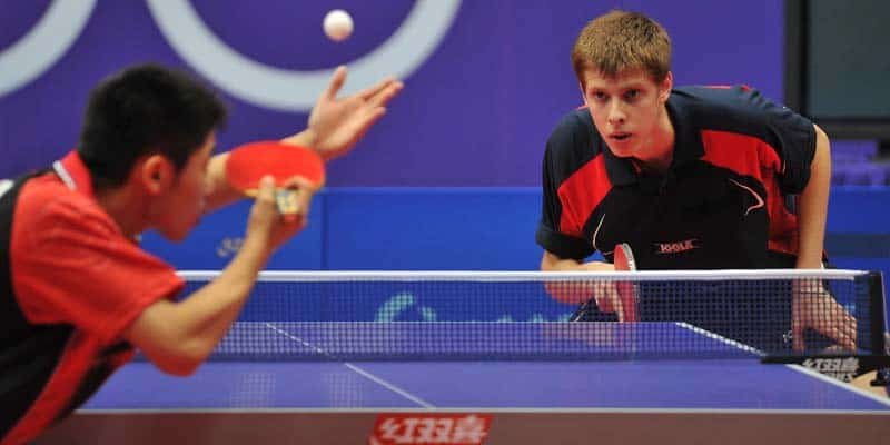 Table tennis odds