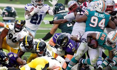 Odds For NFL Division Series Matchups 2021